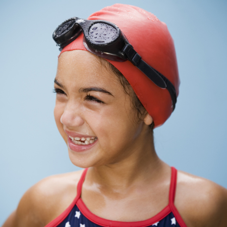 Keeping Your Child's Eyes Safe at the Pool