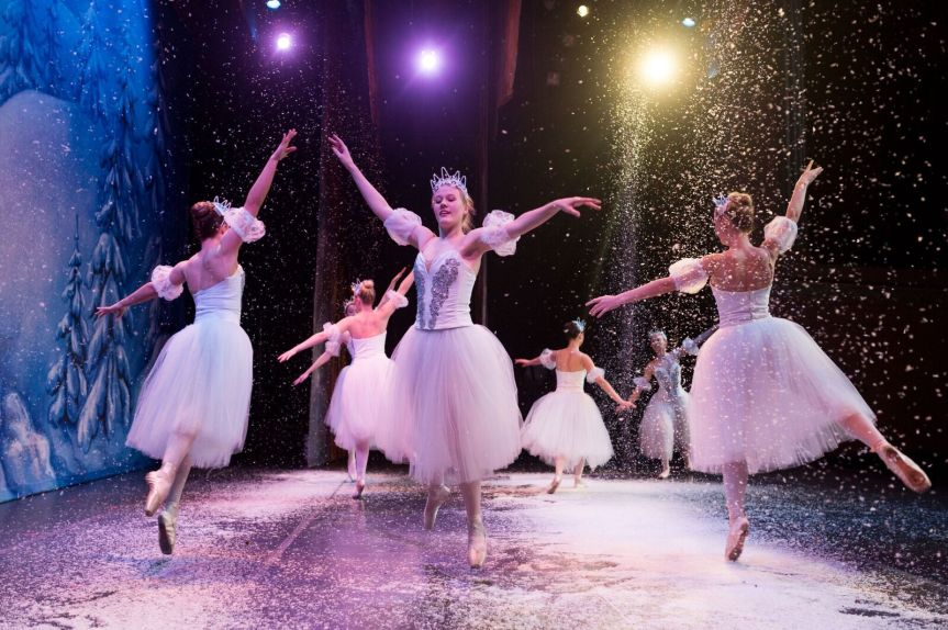 Healthy Lessons from Nutcracker Dancers