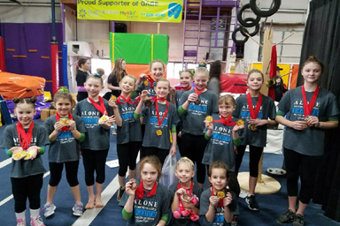 Competitive Gymnastics – Tips for Tryouts and Success
