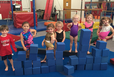 Can gymnastics help with math class and drivingsafely?