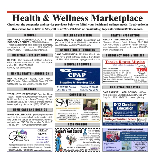 Health and Wellness Marketplace 8-18-1