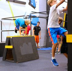 Top Ten Health Benefits of Parkour forYouth