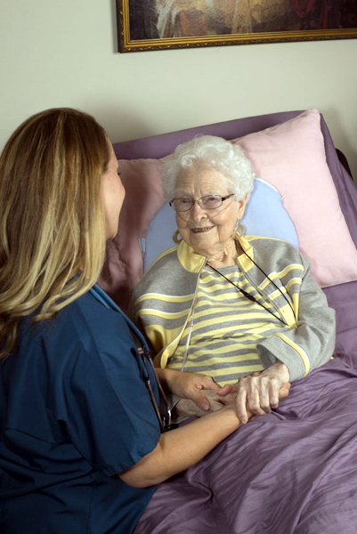 What is hospice care and how does it work?