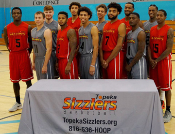 Topeka Sizzlers Top 5 Tips for a Better Basketball Bod