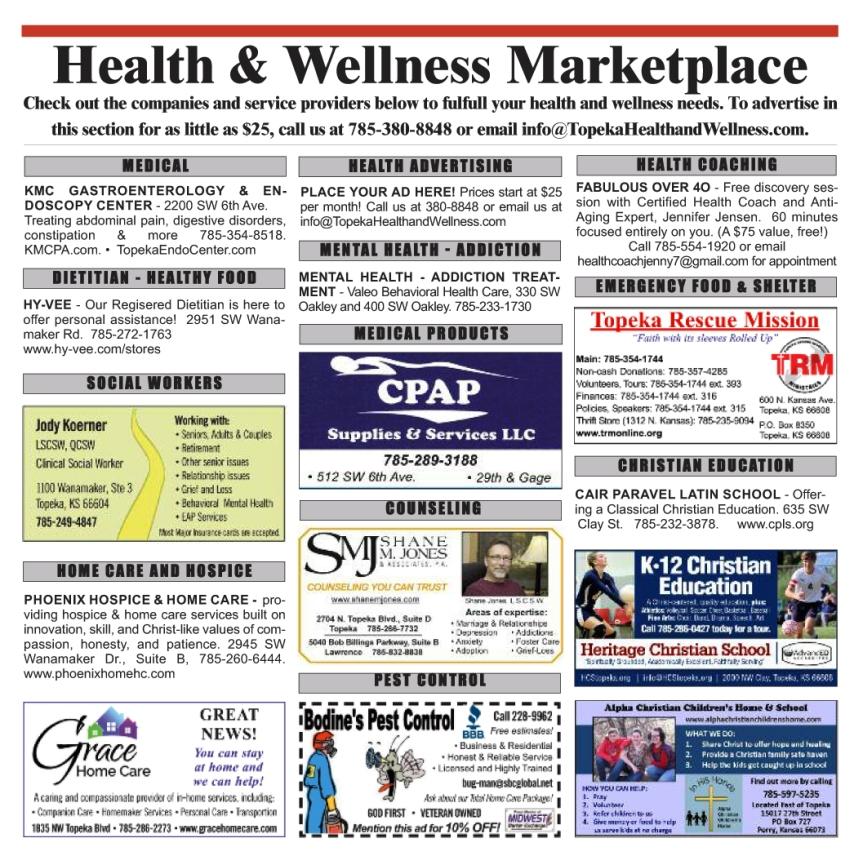 H&W Marketplace 4-19 pg1