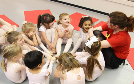 4 benefits of summer dance camps