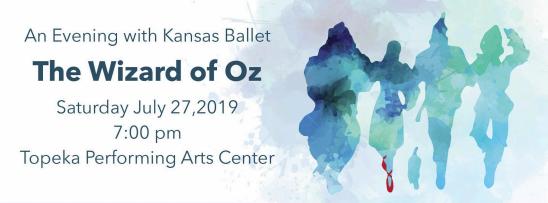 Kansas Ballet's Wizard ofOz!
