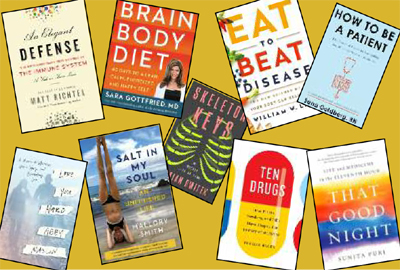 New Health & Wellness Info at theLibrary