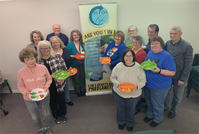 24 for Life program helps to prevent Type 2Diabetes
