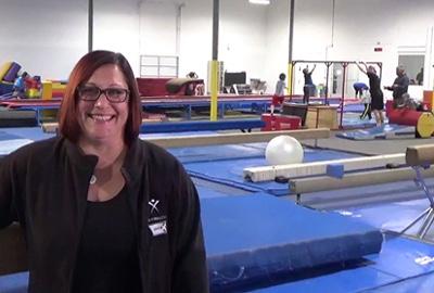 Gymnasticscompany grows into a newlocation