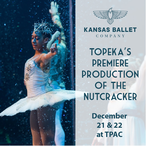 Kansas Ballet's Nutcracker Features Local and National Dancers, a Live Orchestra, and Healthy Lessons for Everyone