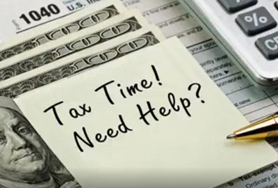 Financial Health: Get ready for taxes!